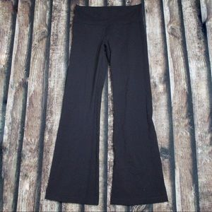 Lululemon Black High Rise Yoga Pants